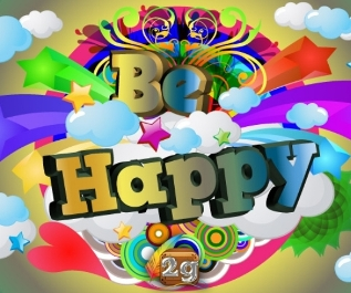 Be Happy 2g