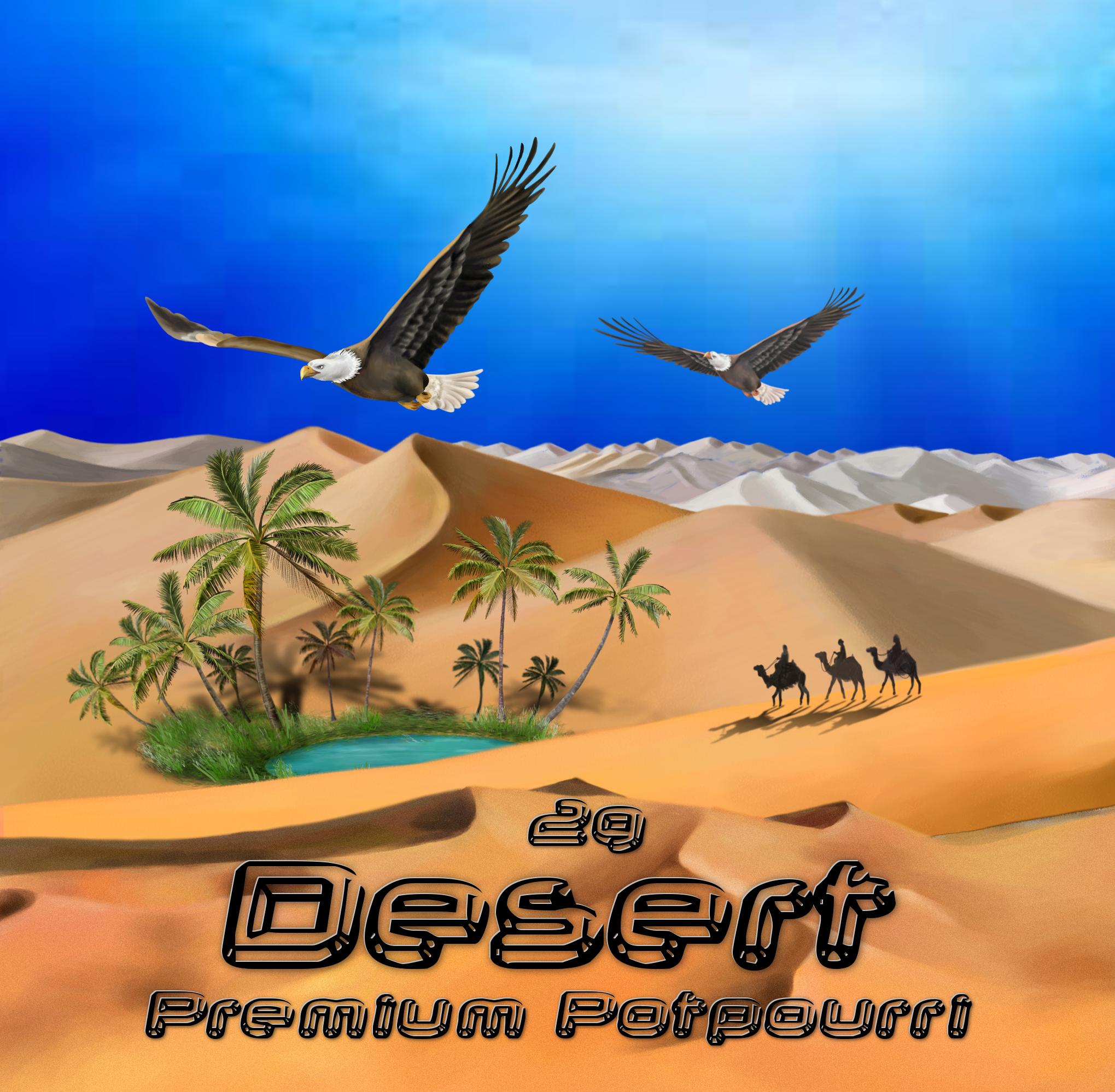 Desert 2g Räuchermischung