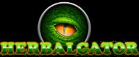 Herbalgator Onlineshop Logo