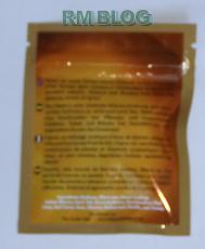 Spice Kräutermischung Rückseite