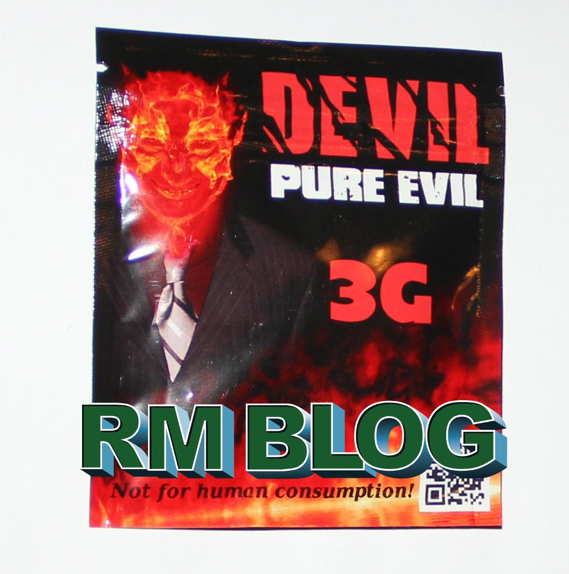 Raeuchermischung Devil 3g