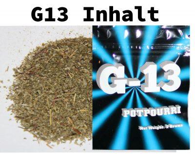 G13 Kraeutermischung Inhalt