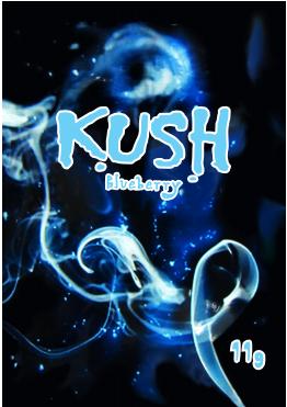 Raeuchermischung Kush Blueberry 11g