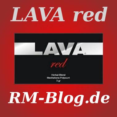 LAVA red Raeuchermischung Kraeutermischung