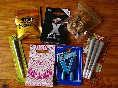 legal highs und joints