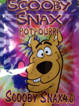 Scooby Snax Raeuchermischung