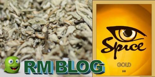 Inhalt Spice gold Räuchermischung